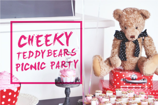 Cheeky Teddy Bears Picnic Party Program