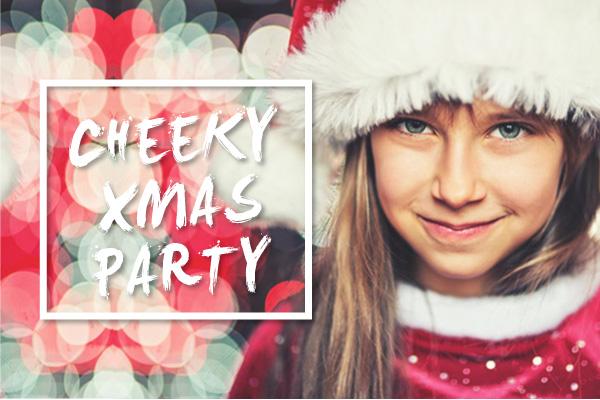 Cheeky Xmas Party Program