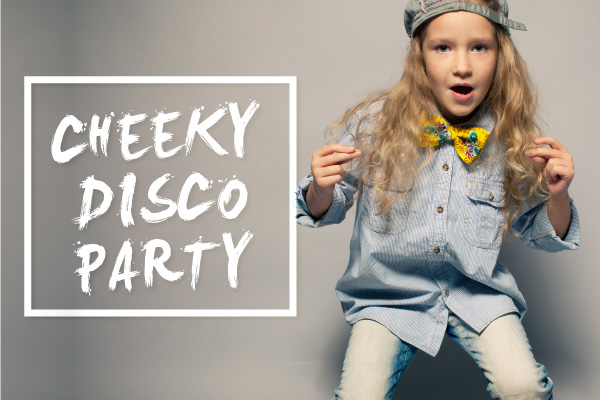 Cheeky Disco Party